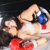 平山薫vs河愛みな トランクス越しに秘部がこすれるレズボクシング