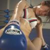 里美ゆな&白瀬ゆゆ 二人の美女にボクシングでボコられ最後にファック