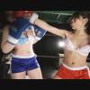 花咲めいvs桃瀬なつき 色白大和撫子と健康小麦肌娘の妄想ボクシング