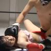 キュートな美少女巨乳ボクサー七草まつりがエロすぎるMIXボクシング