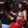 白木愛 滝沢海音 小桜りく 坂本麻弥の美女4人がボクシングトーナメント
