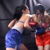 異なるタイプの美女ボクサー4人が一夜で決戦トーナメントVol.02