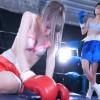 超豪華!団体を代表する美しすぎる女子ボクシング対決 YUEvs明海こう