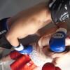 宮崎あや&鶴田かなの巨乳を縛ってMIXボクシング&人間サンドバック