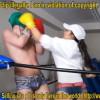 ミックスボクシングで三人の美女プロダンサーに本気でボコられるM格闘!