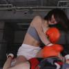 明海こう&皆月ひかる&鈴屋いちごが男とミックスボクシングでM格闘
