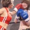 亜矢みつきと若月まりあのプレミアムなボクシング対決で大興奮