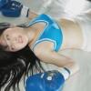 川崎亜里沙&鈴屋いちご&豊中アリスが男とミックスボクシングで腹パンチ