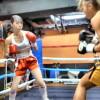 川崎優&幸村茜里&山田彩良が熱く激しく女子ボクシング対決