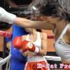 高瀬杏&灯月いつか 4人の因縁を持った美女がボクシング対決