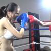 ビキニ姿の女子ボクシングが美しくエロい!Yuru VS Zhizhi